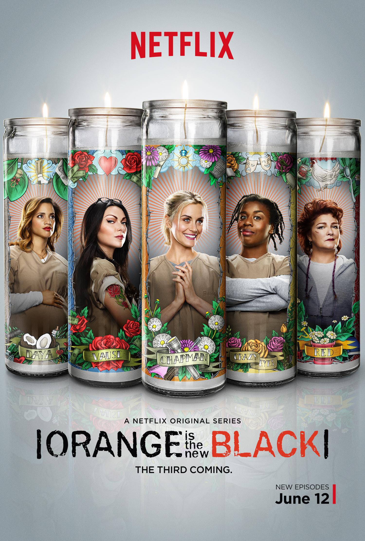 Orange is the New Black' Gets Religion (Plus A New Season 3